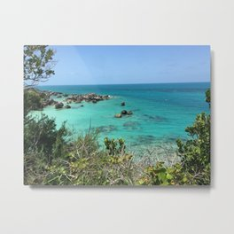 Bermuda Sands Metal Print