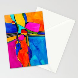 Magical Thinking No. 8 by Kathy Morton Stanion Stationery Cards