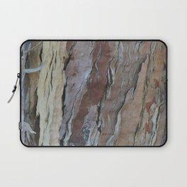 TEXTURES -- Fern-Leaved Ironwood Bark Laptop Sleeve