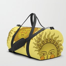 Three Suns Duffle Bag