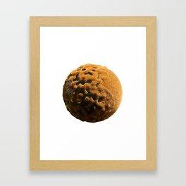 Planet #006 Framed Art Print