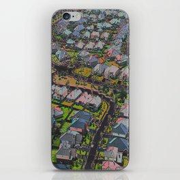 Urban Sprawl iPhone Skin