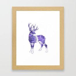 The Proud Framed Art Print