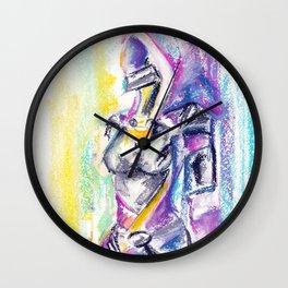 Tali: New beginning... Thank you Shepard Wall Clock