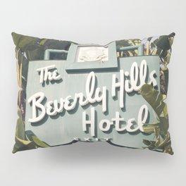 Beverly Hills Hotel Pillow Sham