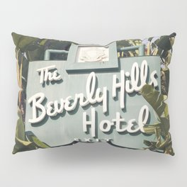 Beverly Hills Hotel Pillow Sham