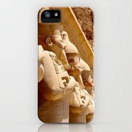Temple Guards iPhone Case