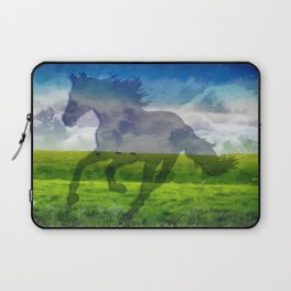 Horse fantasy Laptop Sleeve