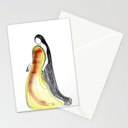 character VIII Stationery Cards