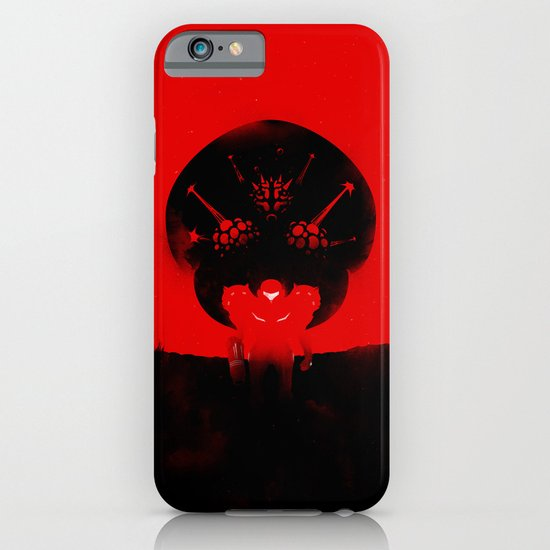 Super Metroid iPhone & iPod Case