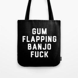 Banjo Fuck Tote Bag
