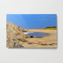 Beach II Metal Print