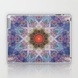 Penteract # 1 (mandala) Laptop & iPad Skin