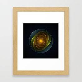 Hypnosis Framed Art Print