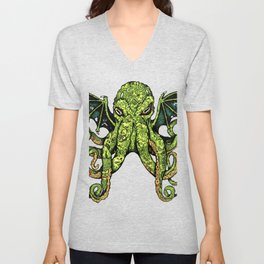 The Call of Cthulhu Unisex V-Neck
