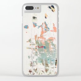 LANDSCAPED Clear iPhone Case