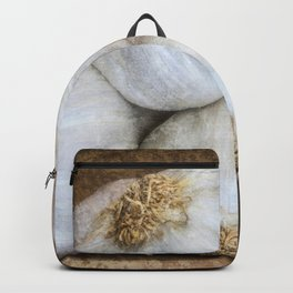 Garlic Bulbs Backpack