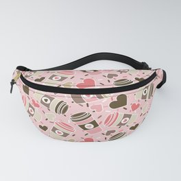 Coffee To-Go! Fanny Pack