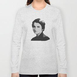 Rosalind Franklin Long Sleeve T-shirt