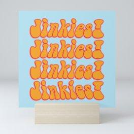 Jinkies! Mini Art Print