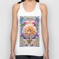 holographic Tank Tops featuring Cats of the internet dimension by STORMYMADE