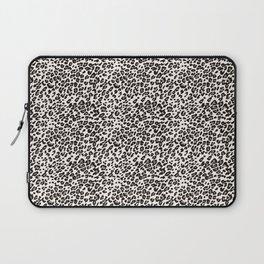 Snow leopard animal print Laptop Sleeve
