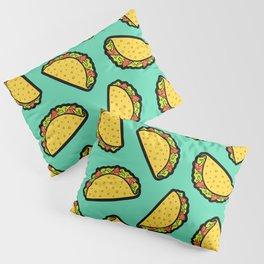 It's Taco Time! Pillow Sham
