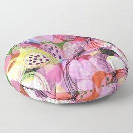 Energy cir Floor Pillow