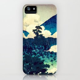 Under the Rain in Doyi iPhone Case