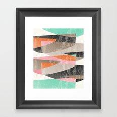 Fragments XIII Framed Art Print