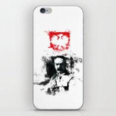 Polska - Marszałek Piłsudski iPhone & iPod Skin
