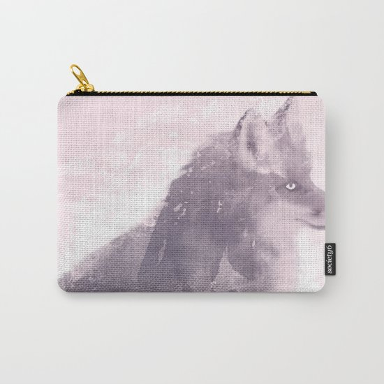 The Foxy Lady Carry-All Pouch