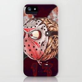 TGIF 13th iPhone Case