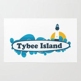 Tybee Island - Georgia. Rug