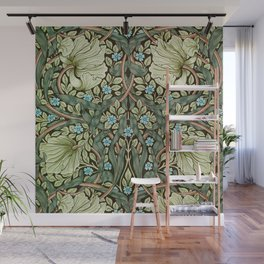 Pimpernel by William Morris Wall Mural