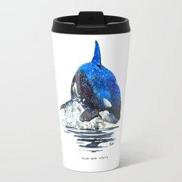You're Never Nothing Travel Mug
