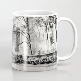 New York City Snow - 5th Avenue Coffee Mug