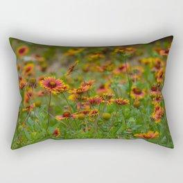 Indian Blanket Rectangular Pillow