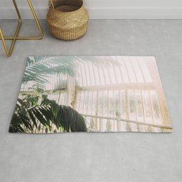 Palm Tree Humid Palm House Rug