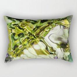 432 - abstract glass design Rectangular Pillow