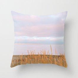 Calm waters III Throw Pillow