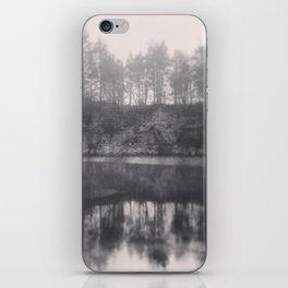 Hidden Lake iPhone Skin