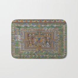 Medicine Buddha Bath Mat