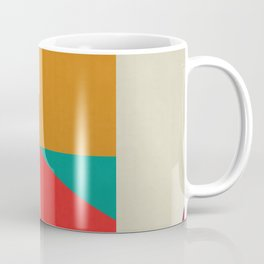 Geometric Art X Coffee Mug