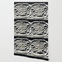 Ancient Church Carvings Wallpaper
