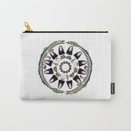 SPIRITED AWAY MANDALA Carry-All Pouch