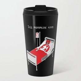 It's Morphine Time Travel Mug