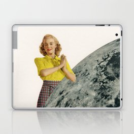 He Gave Her The Moon Laptop & iPad Skin