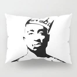 PORTRAIT OF THE BEST RAPPER OF ALL TIMES Pillow Sham