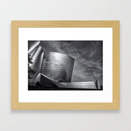Los Angeles Music Center Framed Art Print